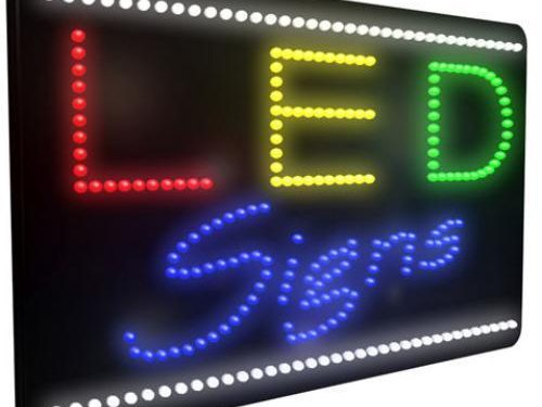What To Care About Before Buying LED Signs