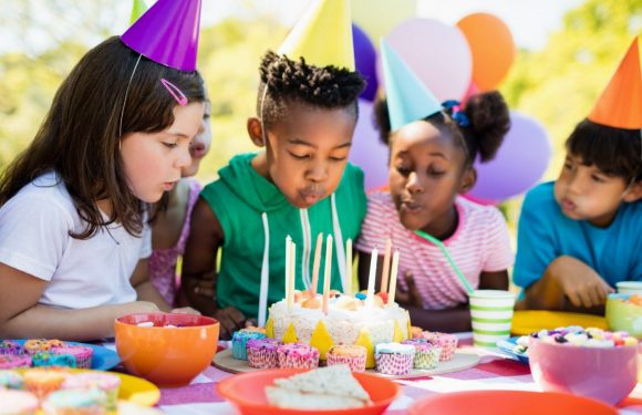 Why Throw A Birthday Party For Your Child
