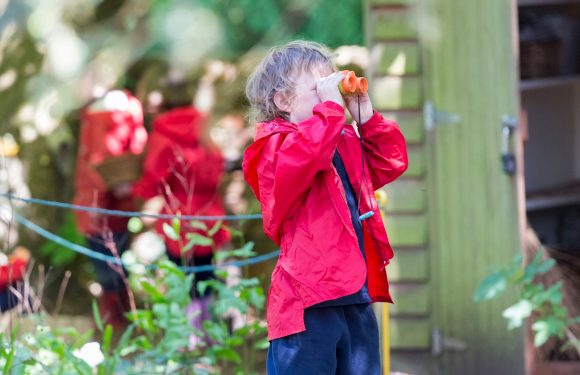 Benefits of outdoor activities for children