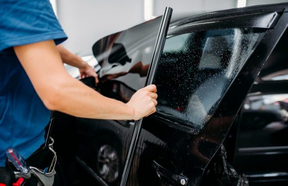 Different types of car tints