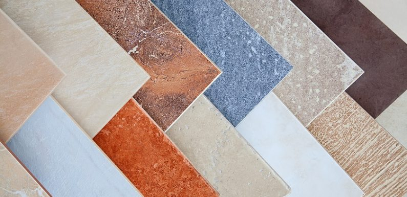 Significance of ceramic tiles